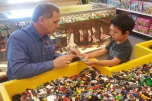 Dallas Bricks LEGO store Dallas Moms Blog