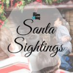 Where to Find Santa Claus in Dallas {2017}