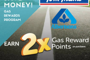 gas rewards program