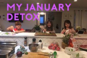 My January Detox