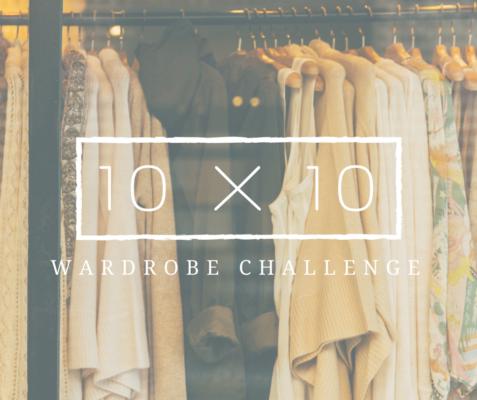10x10 challenge