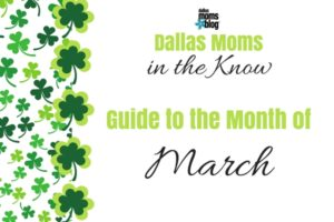 Dallas Moms in the Know - March 2017