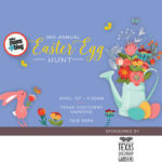 It's Time for Dallas Moms Blog's 3rd Annual Easter Egg Hunt!