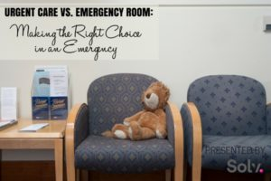 Emergency Rooms vs Urgent Care SOLV - Dallas Moms Blog
