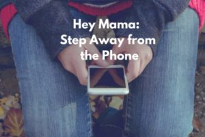 Mama- Step Away from Phone_DMB