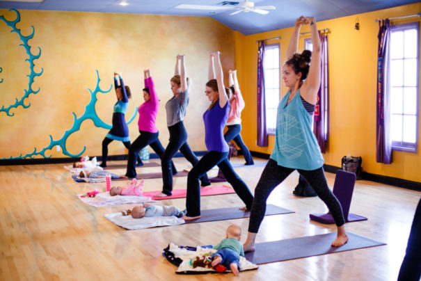 Down Dog The Best Yoga Spots For Kids In Dfw
