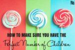 Perfect Number of Children - Dallas Moms Blog