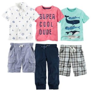 Carter's Nautical Mix