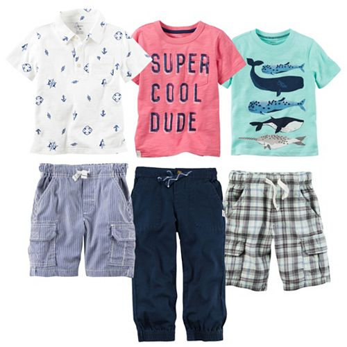 Kohls Baby Boy Clothes Stunning Expressing Creativity Through Clothing With Carter's At Kohl's