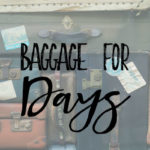 Baggage For Days