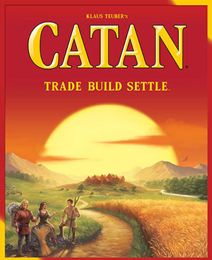 Catan - Board Games for Family Game Night Megan Harney for Dallas Moms Blog
