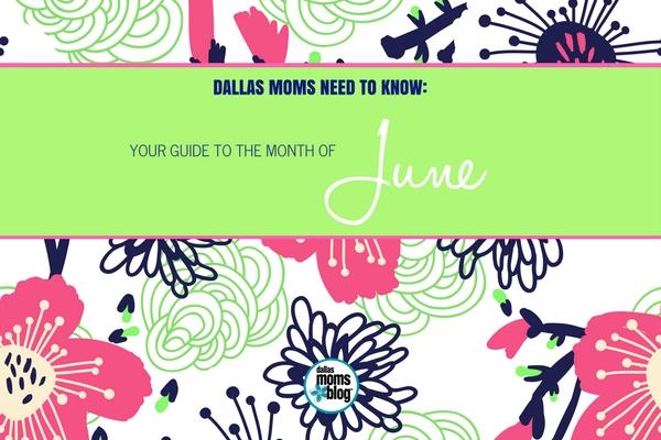 Dallas Moms In the Know- June 2017