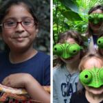 Texas Discovery Gardens: Fangs! Family Festival