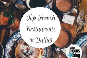 Top French Restaurants in Dallas