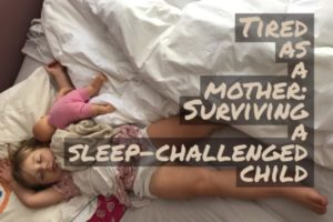 Sleep challenges
