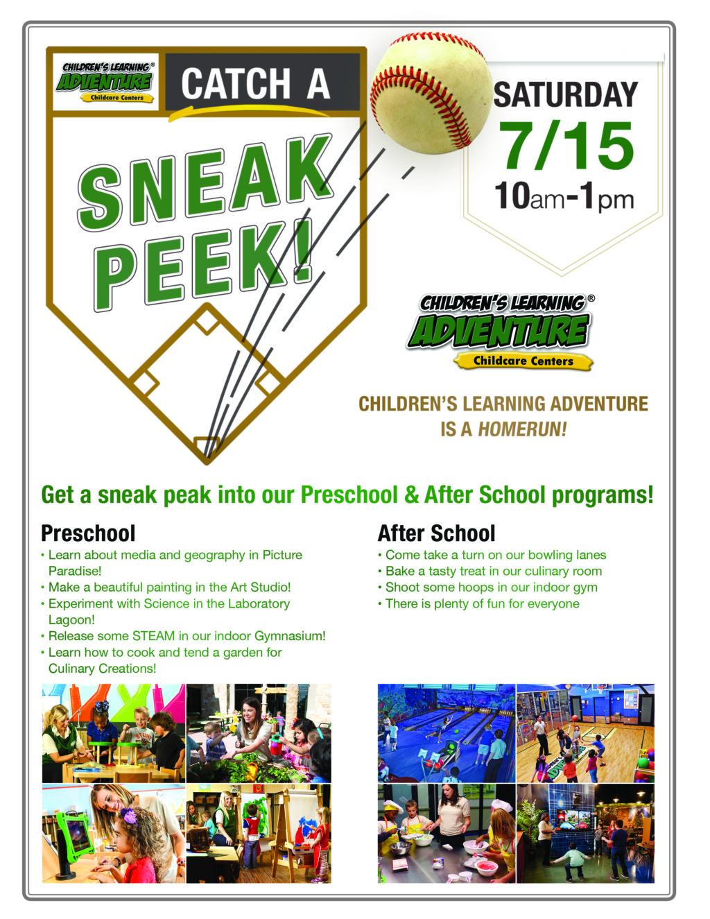 Children's Learning Center Fall 2017