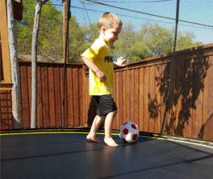 Springfree Trampoline Play Dallas Moms Blog