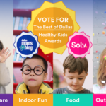 TIME TO VOTE! :: DMB's Best of Dallas Awards – HEALTHY KIDS {Presented by Solv}
