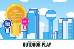 Best of Dallas- Outdoor Playspaces 2017 - Dallas Moms Blog