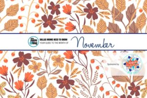 Dallas Moms In the Know- November 17 (Featured Image) - Dallas Moms Blog