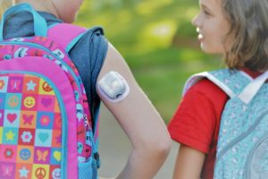 insulin pump, kids with diabetes, type 1 diabetes