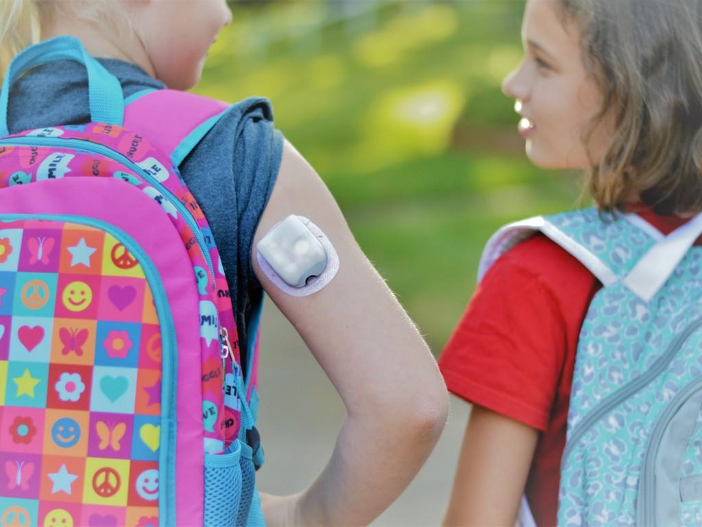 insulin pump, kids with diabetes, type 1 diabetes