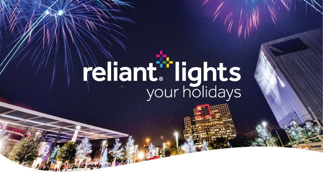 Reliant Energy Reliant Lights Your Holidays