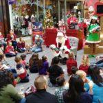 Santa Comes To Grapevine Mills!