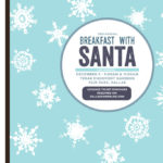 SAVE THE DATE :: DMB's 3rd Annual Breakfast with Santa {All The Important Details}