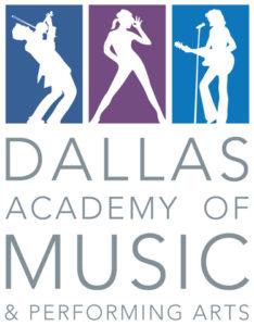 Dallas Academy of Music Arts - Logo