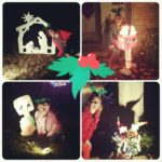 "Our ""Framily"" Holiday Tradition :: A Christmas Light {Scavenger Hunt}"