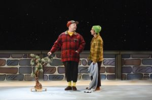 a charlie brown christmas at dallas childrens theater - Childrens Christmas Musicals