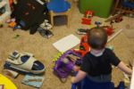 Clutter Room 2 - Dallas Moms Blog