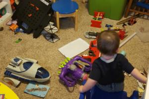 Clutter Room 2 - Dallas Moms Blog