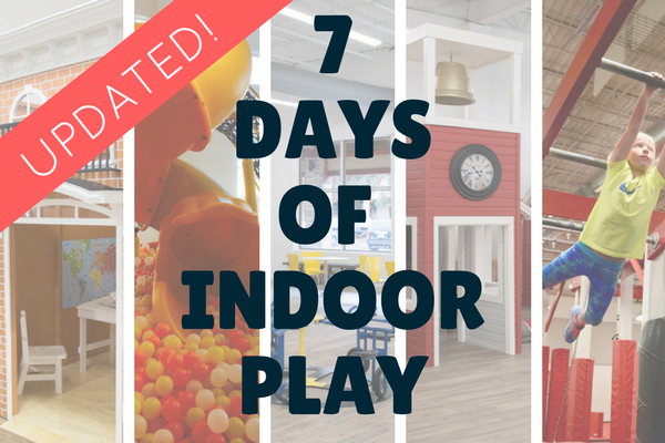 Dallas indoor play