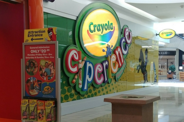 crayola experience plano 5 things to know before you go