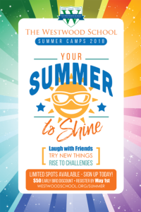 The Westwood School Summer Camps