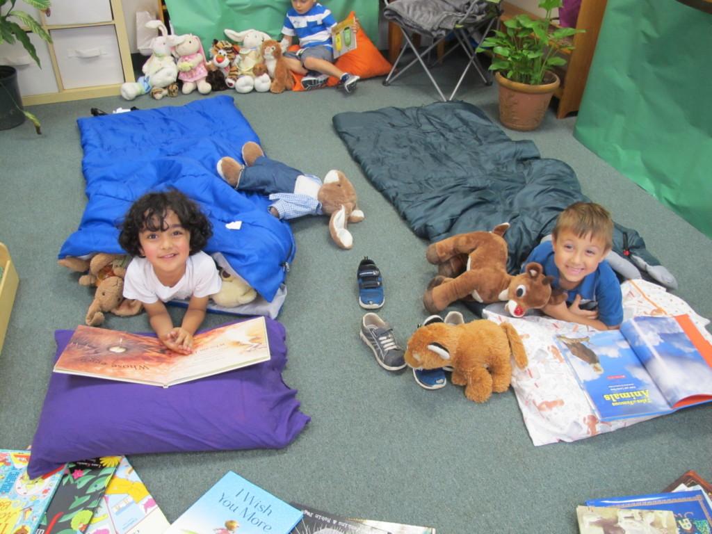 The Westwood School Sleeping Bags