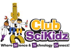 Club SciKidz Dallas Logo