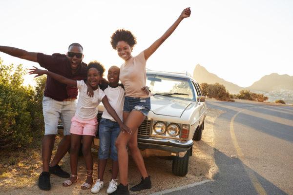 family road trip Texas