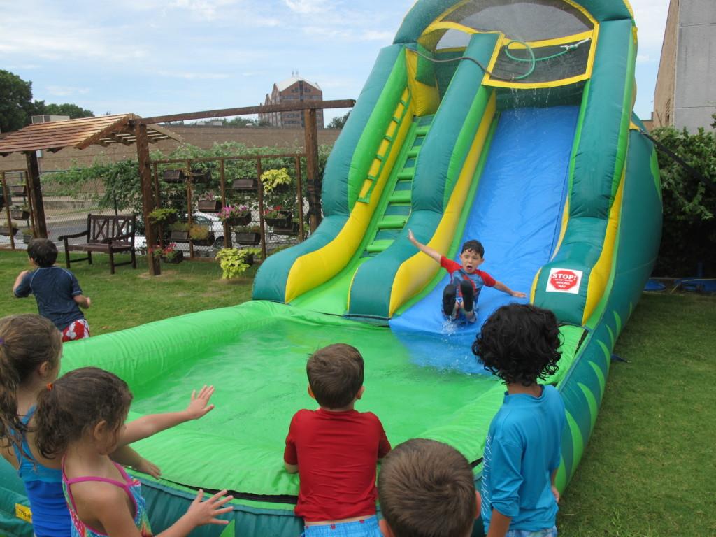 The Westwood School Splash Day