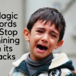 7 Magic Words to Stop Whining in its Tracks