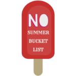 Summer Bucket List Alternatives