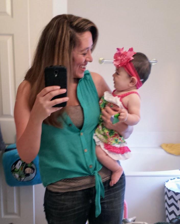 dallas moms blog tips for hiding tummy