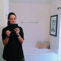 dallas moms blog fashion tips for hiding tummy