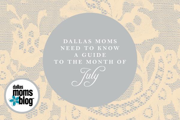 Dallas July events 2019