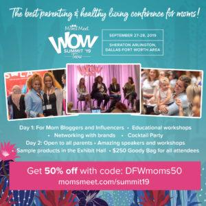 Meet Moms WOW Summit '19