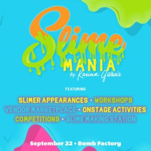 Slime Mania Bomb Factory