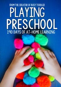 at-home preschool