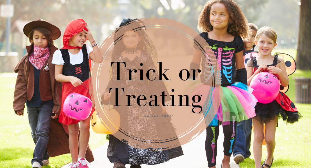 A Dallas Guide To Trick Or Treating